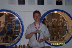 KM Ungdom 15 meter riffel 2008