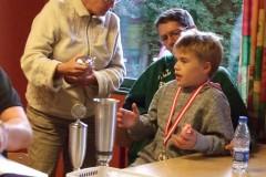 KM Ungdom 50 meter 2007