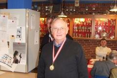 Veteran Juleafslutning 2008